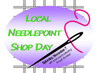 Local Needlepoint Shop Day