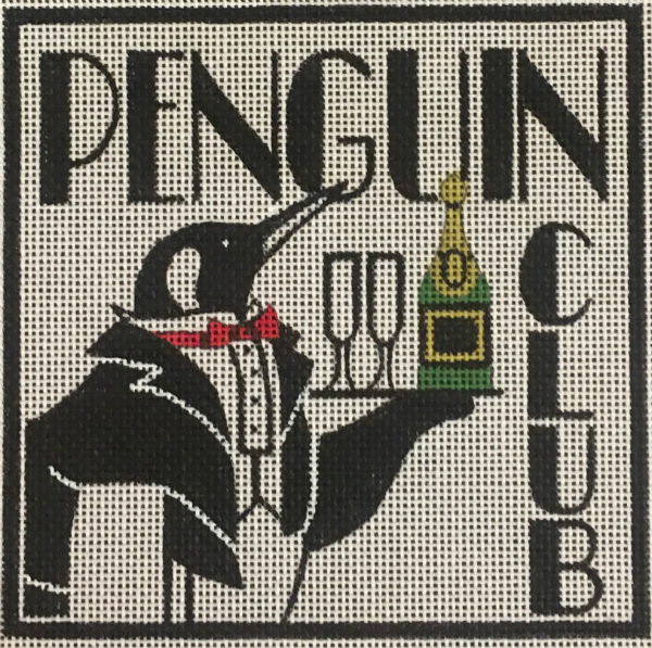 Penguin Club by Stephanie Stouffer from Maggie