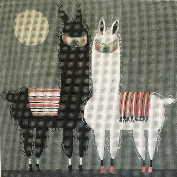 Alpacas by Terry Runyun from Maggie