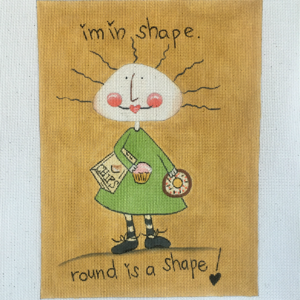 I'm In Shape by Pam Warden from Maggie