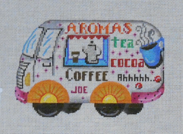 Coffee Van by Patti Mann