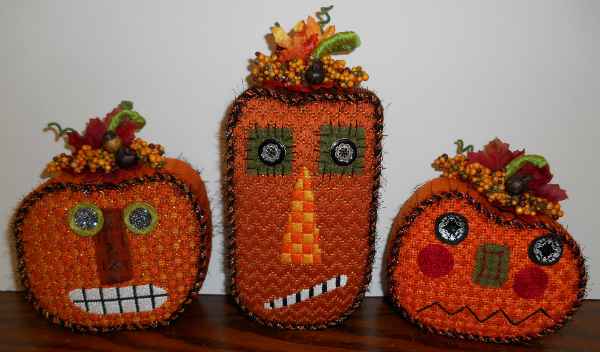 Mary R's Pumpkins