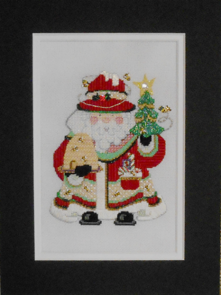 OWD 2015 Strictly Christmas May Santa - stitched