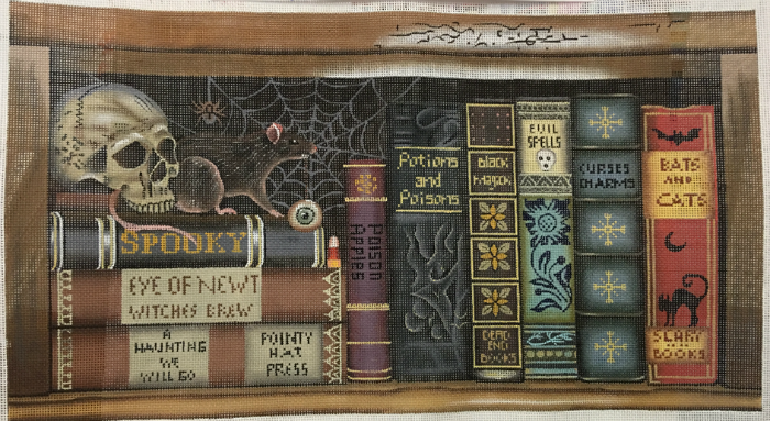 Scary Books from Melissa Shirley