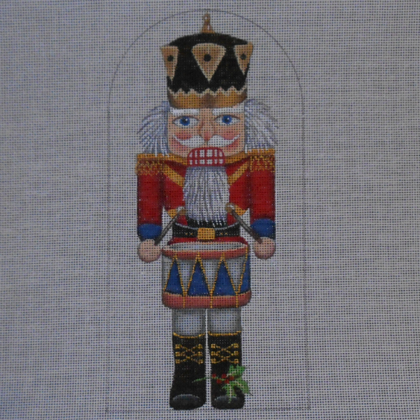 Drummer Nutcracker by Mary Lake Thompson from Melissa Shirley