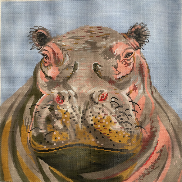 Hippo from The Meredith Collection