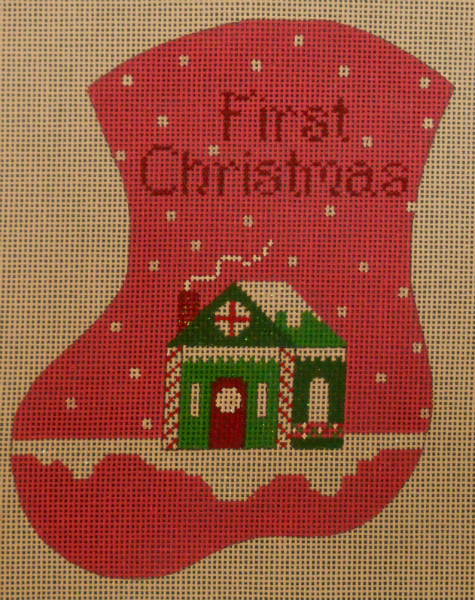 First Christmas Mini Stocking from The Meredith Collection