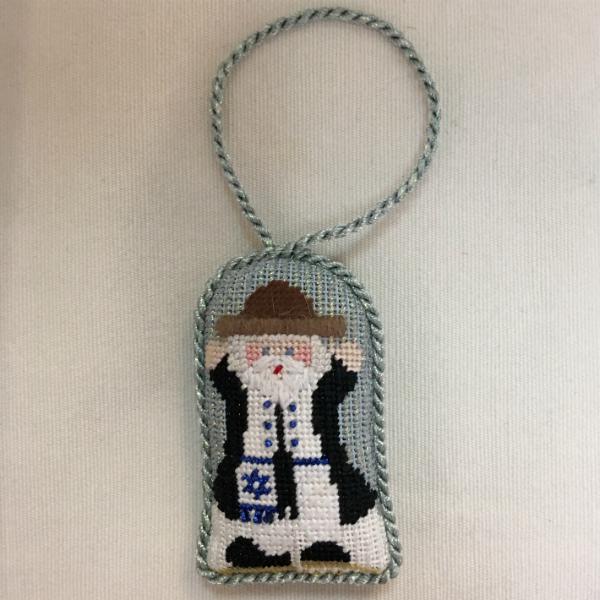 Miniature Rabbi - finished