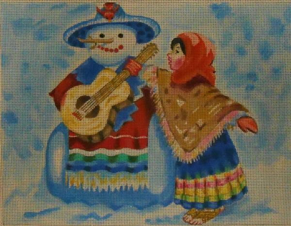Musical Snowman from Sundance