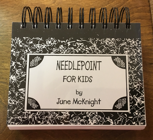 Needlepoint for Kids by June McKnight