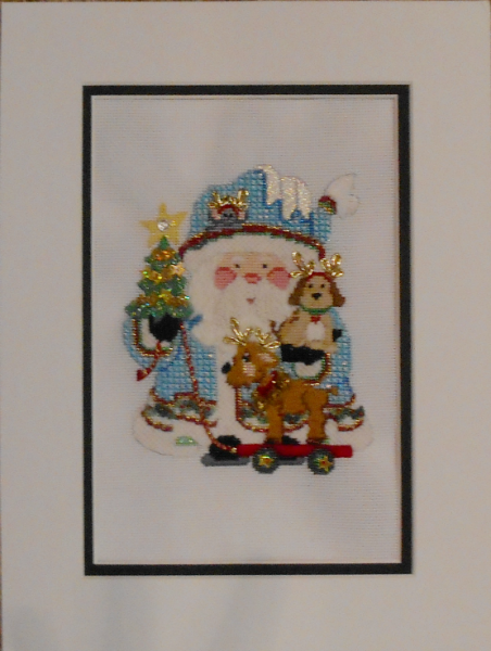 OWD 2015 Strictly Christmas November Santa - stitched