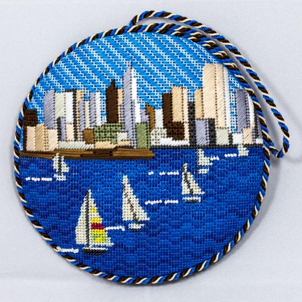 OWD Ornament - San Francisco Skyline