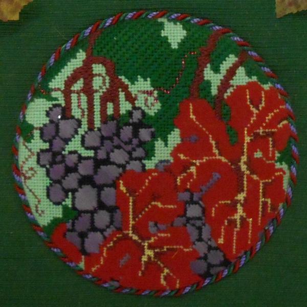 OWD Ornament - Grapes