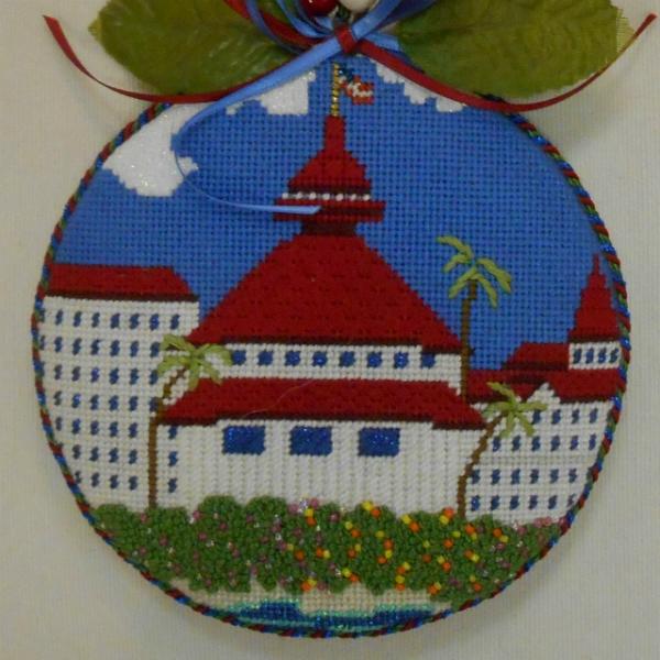 OWD Ornament - Hotel Del Cornado