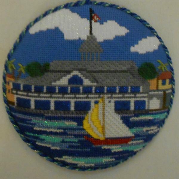 OWD Ornament - Newport