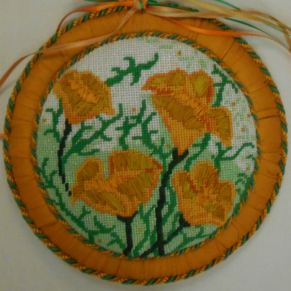 OWD Ornament - California Poppies