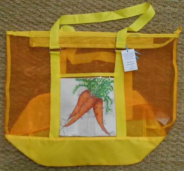 OWD Carrots Tote Bag