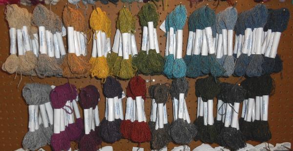 Irish Tweed Wool by Old World Designs