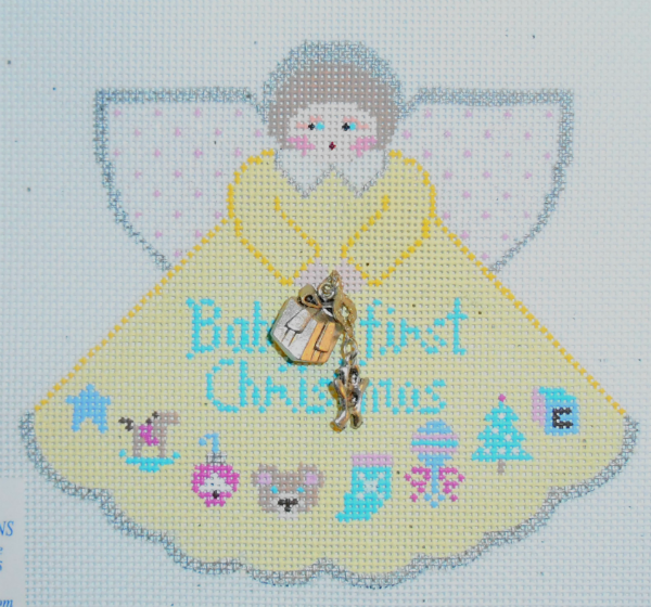 Baby's First Christmas Angel from Painted Pony
