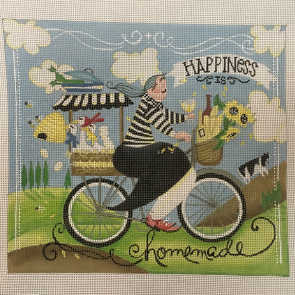 Happiness is Homemade by LoriLynn Simms from Painted Pony