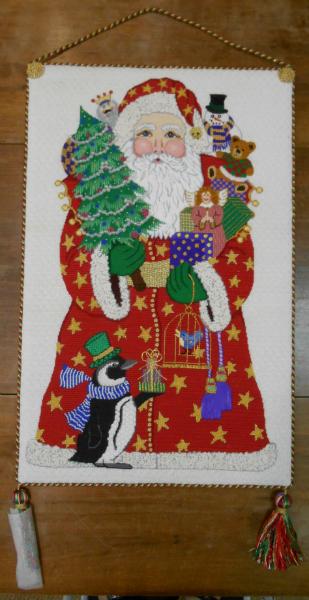 Pat B's Santa