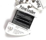 Patent Leather - Black