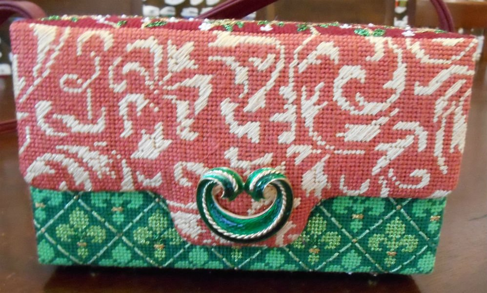 Whimsy & Grace purse