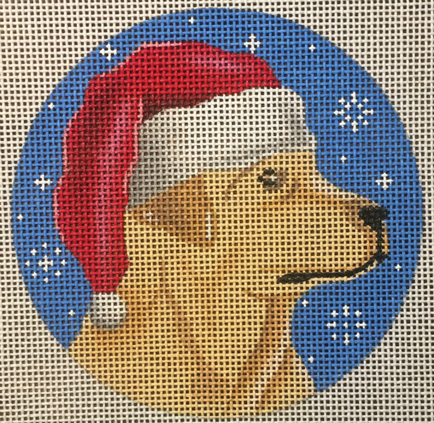 Christmas Labrador Retriever from Pepperberry