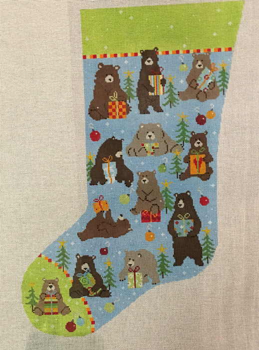 Bears Stocking from Pippin
