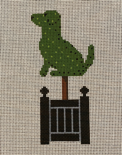 Topiary Dog from Rachel Donley