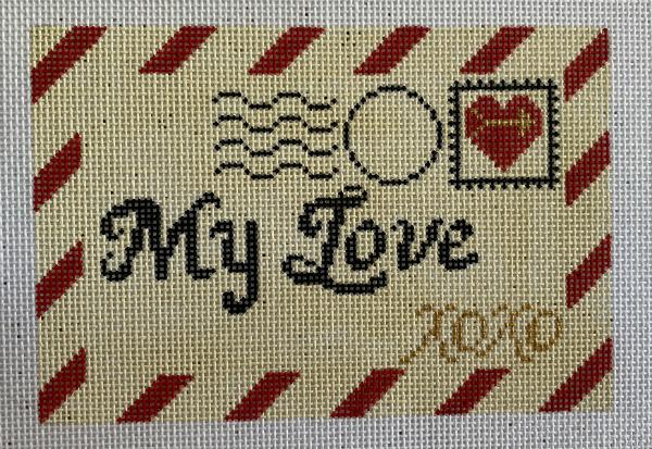 Mini Love Letter from Rachel Donley