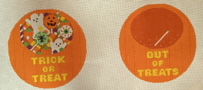 Trick or Treat Sign from Rachel Donley