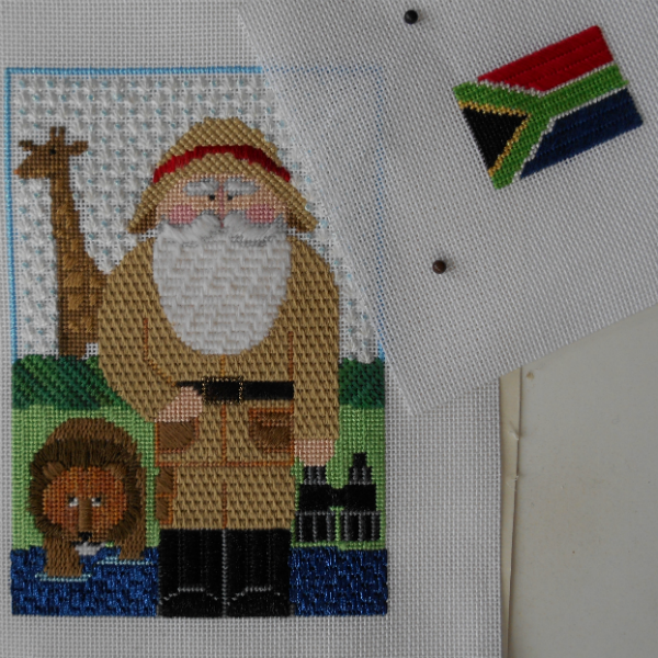 International Santa - Africa + Stitch Guide