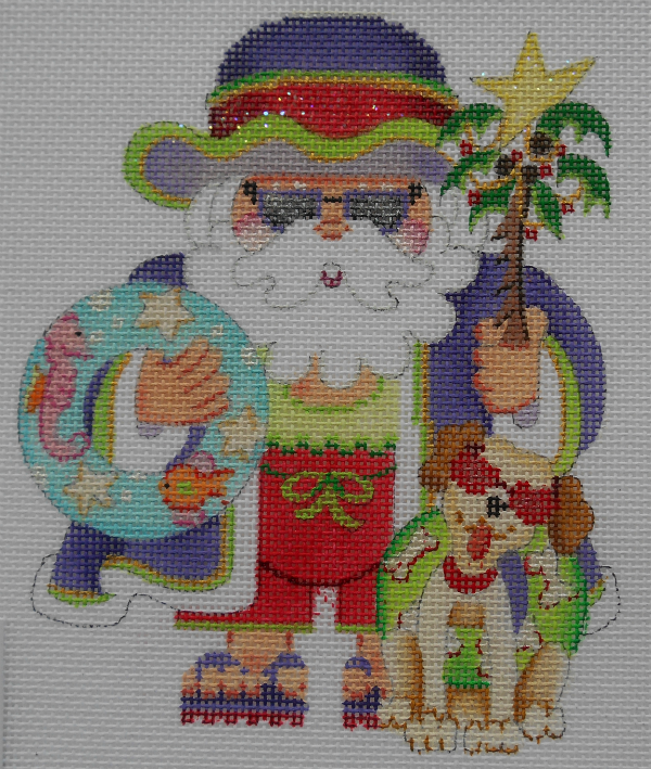 OWD Beach Santa + Stitch Guide (June)