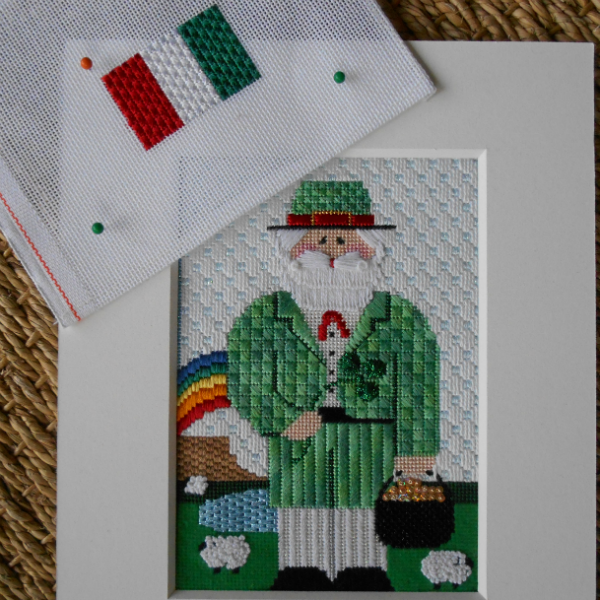 International Santa - Ireland  + Stitch Guide