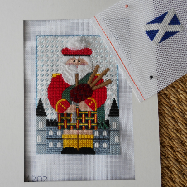 International Santa - Scotland  + Stitch Guide