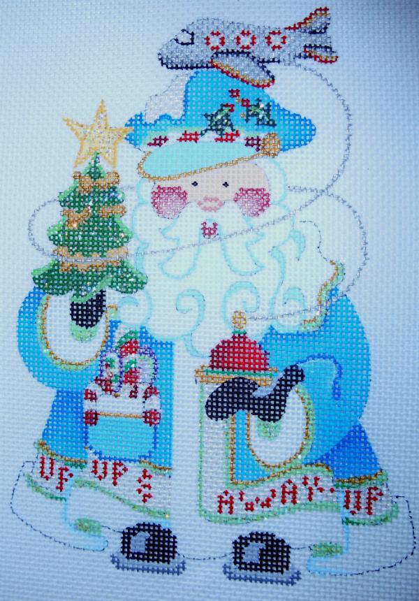 OWD Traveler Santa + Stitch Guide (August)