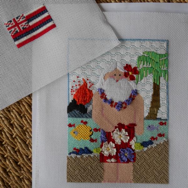International Santa - Tropical + Stitch Guide