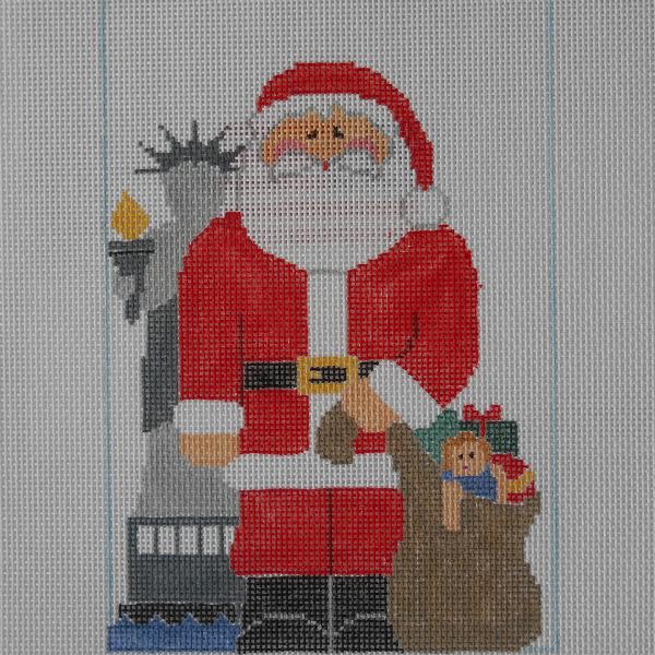 International Santa - USA  + Stitch Guide