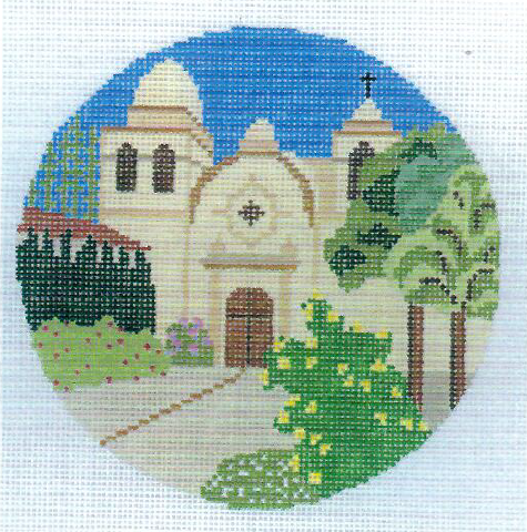 OWD Ornament - Carmel Mission