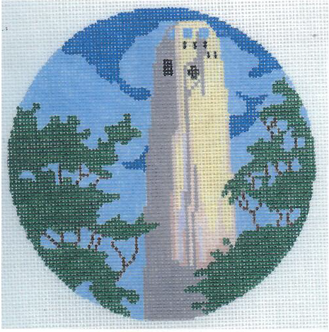 OWD Ornament - Coit Tower