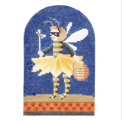 Halloween Bumblebee Trick or Treater from Kirk & Bradley