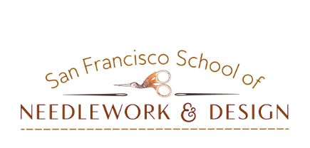 Field Trip to San Francisco School of Needlework & Design