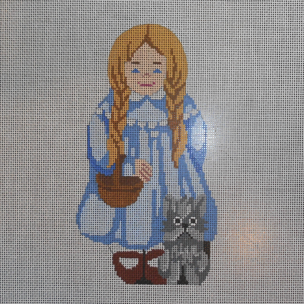 Dorothy and Toto from Silver Needle