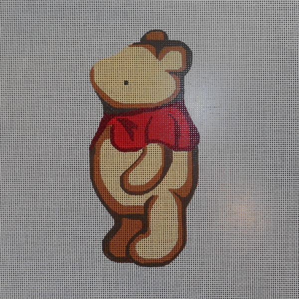 Pooh Bear from Silver Needle
