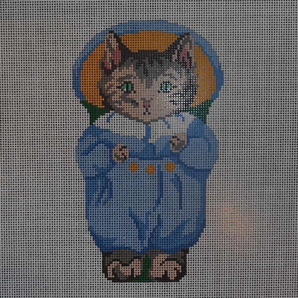 Beatrix Potter's Tom Kitten from Silver Needle