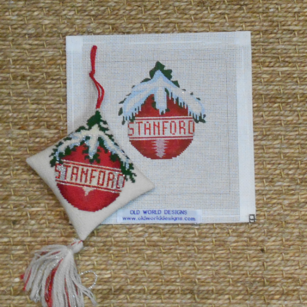 Stanford Ornament from Associated Talents