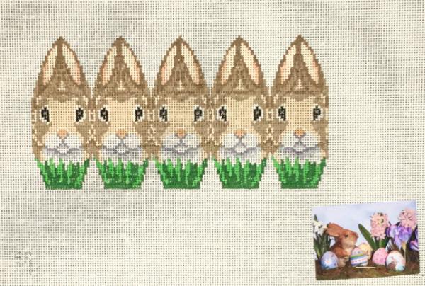 Bunny 3D Egg from Susan Roberts