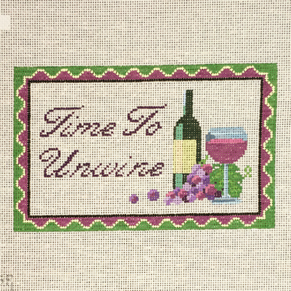 Time to Unwine from Susan Roberts