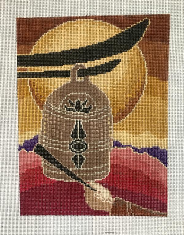 Oriental Bell by Susan Treglown